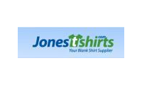 Jones T Shirts Promo Codes