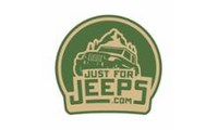 Just For Jeeps promo codes