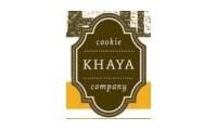 Khaya Cookies Promo Codes