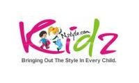 Kidz N Style promo codes