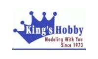 kingshobbyshop Promo Codes