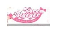 Korea Bigeyes promo codes
