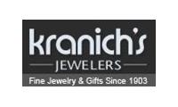 Kranich's Jewelers promo codes