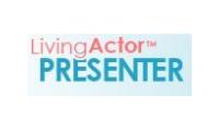 Living Actor Presenter Promo Codes