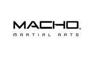 Macho Martial Arts Promo Codes