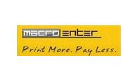 Macro Enter promo codes
