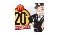 McDonald's Monopoly promo codes