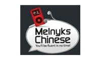 Melnyks Chinese promo codes