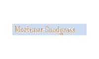 Mortimer Snodgrass promo codes