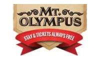 Mount Olympus Resorts promo codes