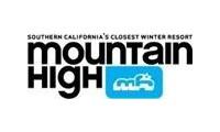 Mountain High Ski promo codes