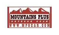 Mountains Plus promo codes