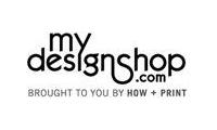 My Design Shop promo codes