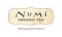 Numi Organic Tea promo codes