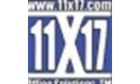 11x17 promo codes