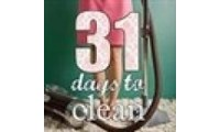 31daystoclean promo codes