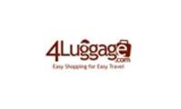 4 Luggage promo codes