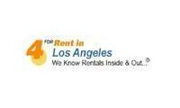 4 Rent In Los Angeles Promo Codes