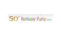 50thBirthdayParty promo codes