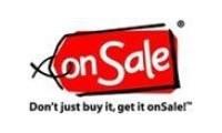 OnSale promo codes