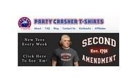 Party Crasher T-shirts promo codes