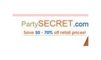 Party Secret promo codes