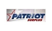Patriot Surplus promo codes