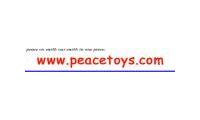 Peacetoys promo codes