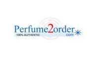 Perfume To Order Promo Codes