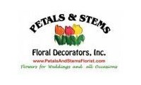 Petals And Stems Florist promo codes