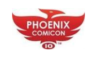 Phoenixcomicon promo codes