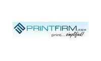 PrintFirm promo codes