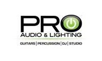 Pro Audio And Lighting promo codes