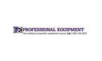Professional Equipment promo codes