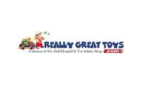ReallyGreatToys promo codes