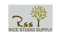 Rice Studio Supply promo codes