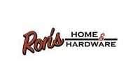 Rons Home And Hardware promo codes