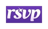 RSVP promo codes