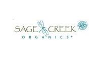 Sage Creek Orgatnics promo codes
