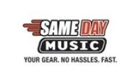 SameDayMusic promo codes