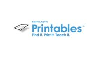 Scholastic Printables Promo Codes
