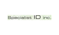 Specialist Id promo codes