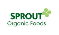 Sprout Organic Foods promo codes