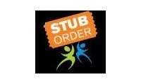 Stub Order promo codes