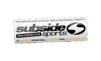 SubsideSports promo codes
