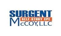 Surgent Mccoy promo codes