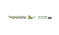 TapeStockOnline promo codes