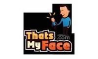 Thatmyface promo codes