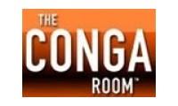 The Conga Room promo codes