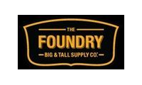 The Foundry Big & Tall Supply promo codes